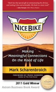 Nice Bike - Gold Winner, 2011, Axiom Business Book Awards