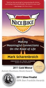 Award-winning book, Nice Bike