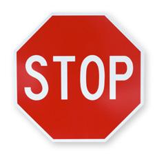 Stop, drop and listen