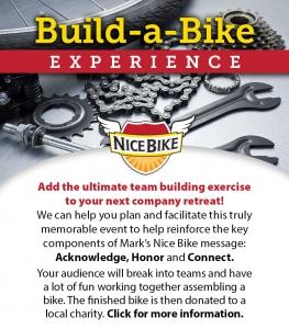 Bild-a-Bike experience