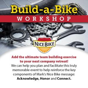 Nice Bike Build-a-Bike Workshop
