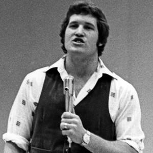 Mark Scharenbroich as a young professional speaker