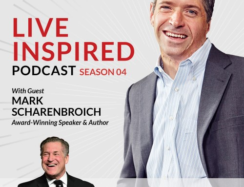 Live Inspired with John O'Leary – PODCAST INTERVIEW