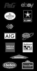 Mark Scharenbroich client logos