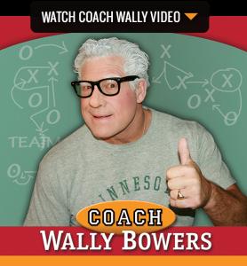 Watch the Coach Wally video demo