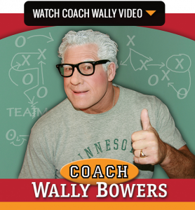 Watch the Coach Wally video demo