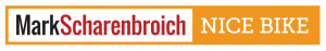 Mark Scharenbroich wordmark