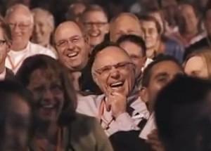 mark Scharenbroich audience reaction