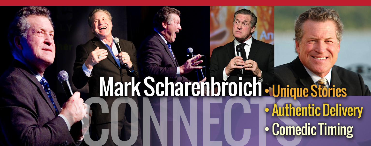 About Mark Scharenbroich - Award Winning Professional Keynote Speaker