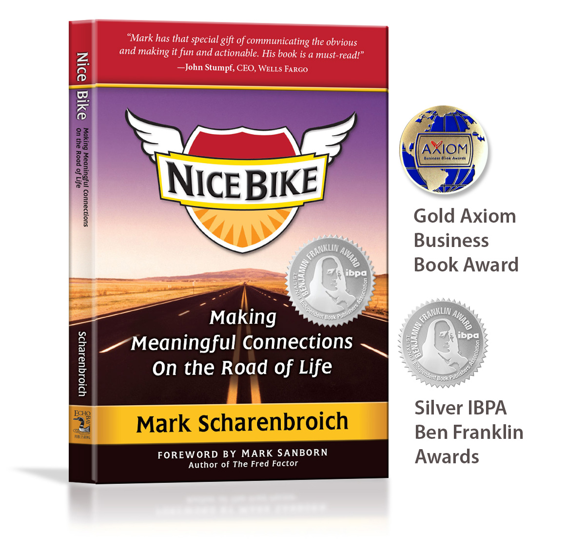Nice Bike award winning book