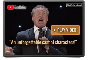 Mark Scharenbroich's cast of characters