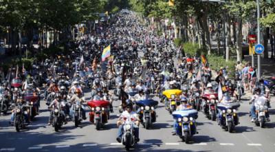 Harley-Davidson 100th Year Anniversary Milwaukee Rally