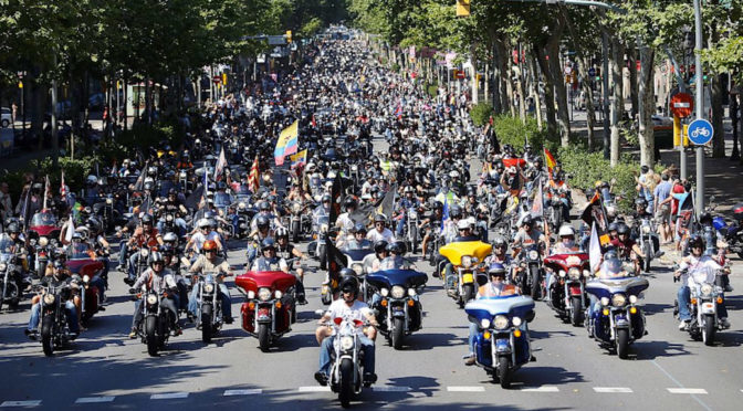 Harley-Davidson 100th Year Anniversary Milwaukee Rally