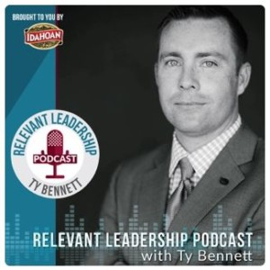 relevant leadership podcast