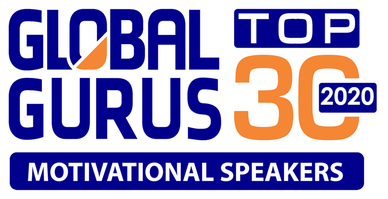 Mark Scharenbroich has been honored as one of Global Gurus top 30 motivational speakers